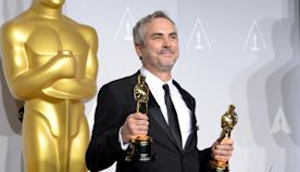 Mexican filmmaker Alfonso Cuarón may strike gold again with his new film 'Roma'