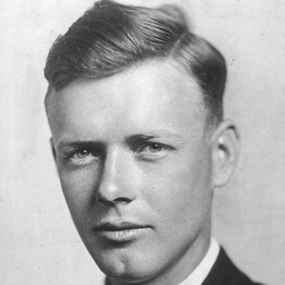 Charles Lindbergh: before the Spirit of St. Louis