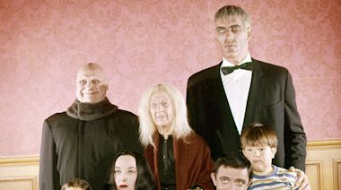 Addams Family TV Reboot in the Works with Tim Burton Directing: Reports