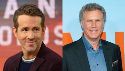 Ryan Reynolds and Will Ferrell posted their own take on TikTok's a cappella 'Grace Kelly' challenge based on the Mika song