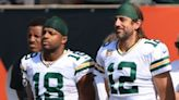 Aaron Rodgers loves the energy veteran additions have brought to Packers