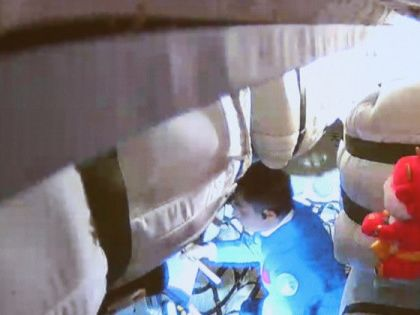 神舟13號航天員順利進入天舟3號 將開展貨物轉運