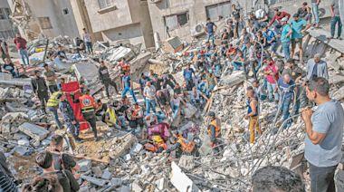外媒追究以色列 戰爭罪行 - 東方日報