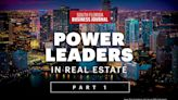 2021 Power Leaders in Real Estate (Part 1) - South Florida Business Journal