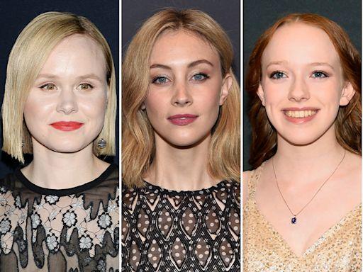 'All My Puny Sorrows': Alison Pill, Sarah Gadon, Amybeth McNulty & Mare Winningham Lead Canadian Drama, Voltage Boards Sales