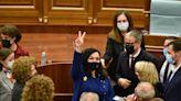 【巴爾幹女性模範】38歲前國會議長 當選科索沃總統