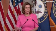 Pelosi says of passing infrastructure bill on Monday: 'We are in a very good place'