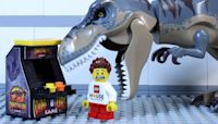 LEGO JURASSIC WORLD ARCADE COMPLETE SERIES