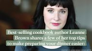 Dinner Won't Always Be Instagram-Worthy, Says Cookbook Author Leanne Brown—Here's Why That