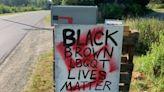 Police investigating swastika drawn on Black Lives Matter sign in Waldo