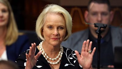 Cindy McCain: Arizona election audit is 'ludicrous'