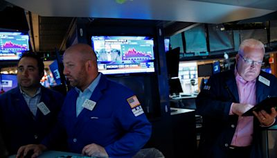 Stock market news live updates: S&P 500, Dow set record highs ahead of Big Tech earnings