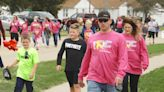 Suicide awareness walk moves to Clinton's riverfront