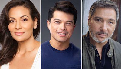 'With Love': Constance Marie, Benito Martinez, Vincent Rodriguez III Join Gloria Calderón Kellett's Amazon Series