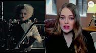 Emma Thompson, Emma Stone dish on their favorite looks from Disney's 'Cruella'