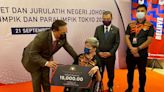 Johor rewards state's Olympic and Paralympic athletes with monetary incentives