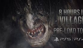 《惡靈古堡 8:村莊》限時試玩將從 4 月 18 日起在 PS5...