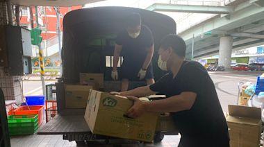 疫情求生|蔬菜批發商轉作宅配生鮮一條龍 台灣頭家「反脆弱」典範 | 蘋果新聞網 | 蘋果日報