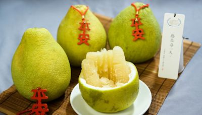 中秋想「藥」吃柚子?台北慈院藥師這樣說