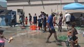 Local track Stars raising money with a car wash