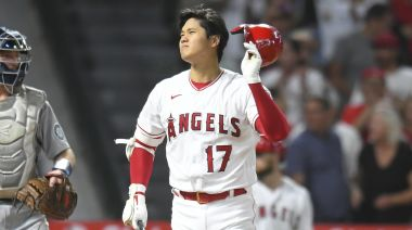 【影】MLB美職懶人包》大谷翔平苦吞4K天使痛揍菊池雄星 洋基背靠背雨中開轟擊敗世仇紅襪
