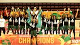 D'Tigress put Tokyo Games disappointment behind them with another AfroBasket title
