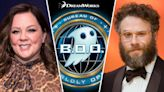 'Three years flushed down the toilet': What happened to Dreamworks' 'B.O.O.: Bureau of Otherworldly Operations'?