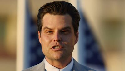 Rep. Matt Gaetz snorted cocaine with an escort, witnesses say