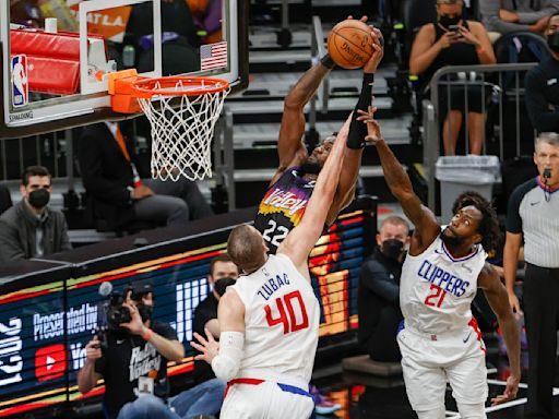 NBA西區冠軍戰》Ayton一柱擎天 太陽再翻快艇系列賽2比0
