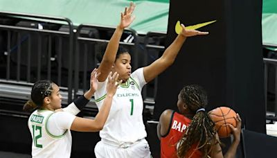 Oregon women's basketball will play 3 Final Four teams over 11 days in 2021-22