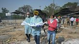 India's Interfaith Volunteers Help Farewell Covid Victims