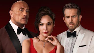 Netflix Shares Trailer For Ryan Reynolds' Heist Romp RED NOTICE