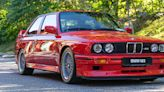 The 1990 BMW M3 E30 Doesn't Get Any Rarer Than This Sport Evo III