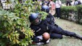 抗議防疫禁!柏林調動逾2000名警壓制民眾│TVBS新聞網