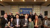 殉職警員劉文健遺孀成立基金會 表彰5人