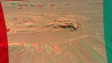 NASA's Ingenuity Helicopter Captures a Mars Rock Feature in 3D – NASA's Mars Exploration Program