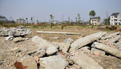 大陸土地市場遇冷 杭州17塊土地停拍