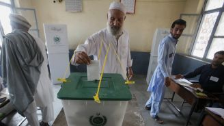 Pakistan's northwest tribal areas hold 1st local polls