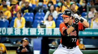 猛獅打線蠶食鯨吞 林安可四安猛打再剋樂天 - 中職 - 棒球 | 運動視界 Sports Vision