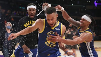 Steph Curry reveals what has him excited after win vs. Lakers
