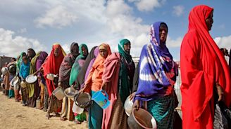 The U.S. is pouring millions into Somalia despite concerns over dependency on aid