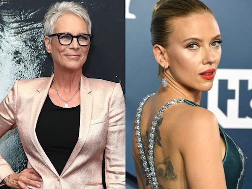 Jamie Lee Curtis defends Scarlett Johansson in Disney lawsuit: 'Don't f--k with this mama bear'