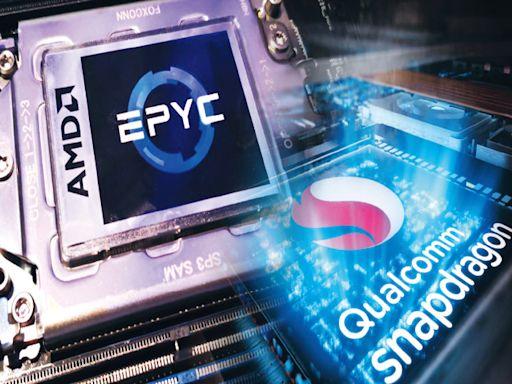 全球TOP10半導體公司 微處理器扮演未來產業重要角色