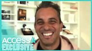 Sebastian Maniscalco Jokes He's Over Family Time In Quarantine: 'We Need To Get Out'