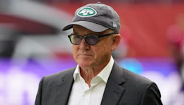 Woody Johnson comments on Joe Douglas, Robert Saleh | Jets News Conference