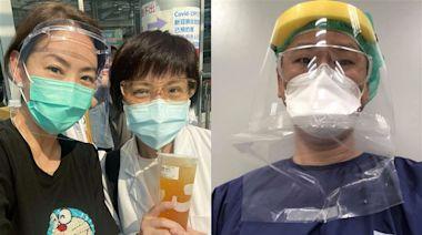 賈永婕暖捐救命神器 急診醫道謝:相信有你們,台灣會挺過