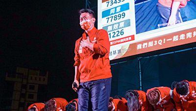台立委陳柏惟以4466票差距被罷免 各方表態