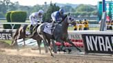 Essential Quality passes Hot Rod Charlie to win 2021 Belmont Stakes
