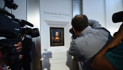 World's priciest painting may be a Leonardo after all