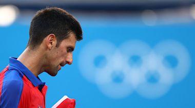 球王又輸了!喬科維奇男單銅牌戰落敗 僅剩混雙能爭牌
